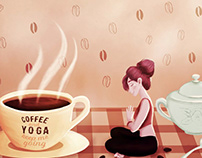 The Yoga Sutras of a Caffeine Junkie