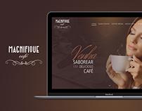 Magnifique Café | Website