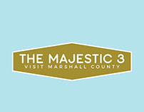 The Majestic 3: State Park Illustrations
