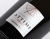 Attimi sparkling wine