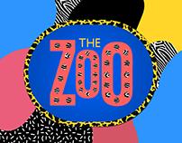 The Zoo TV Show Branding