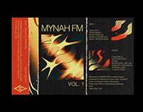 MYNAH FM — VOL.1 cover