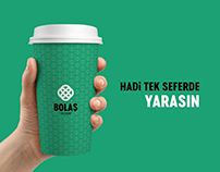 BOLAŞ. Logo and Branding