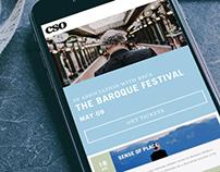 CSO - Website