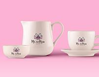 Mr mcRoon Logo Design