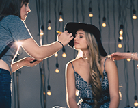 Behind the Scenes - Lia Marie Johnson