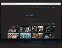Site MAGU Produções