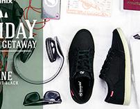 Holiday Sneaker Getaway