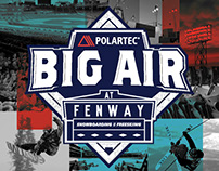 Polartec Big Air at Fenway