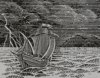 Some engraving illustrations