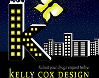 Kelly Cox Design 2017 Flyer