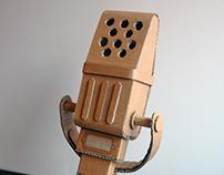 Unsoloboton Cardboard Things