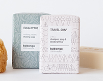 Travel and Eucalyptus soap - Babongo