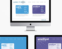 CAREGUARD & AMETHYST CARDS BY AMETROS