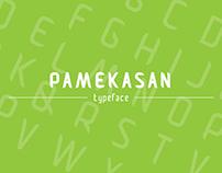 Free Font Pamekasan