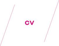 CV - Miriam Vázquez