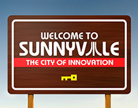 Atari | 'Welcome to Sunnyvale' Sign Proposal