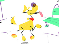 Coco's Walk Illustrations