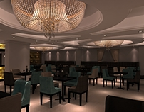 Qatar, Doha Hotel Restaurant Approved Concept Design