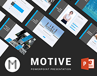 Motive Powerpoint Presentation Template