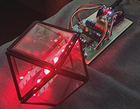 Particle Photon Redboard, Project Creative Technologies