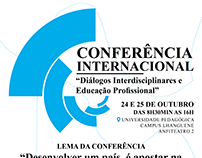 CARTAZ Conferência Internacional