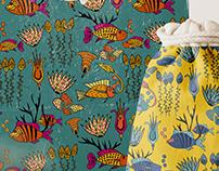 Funky Fish Pattern