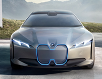 Lead Exterior Designer_BMW i Vision Dynamics(09/17)