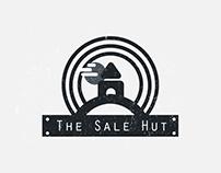 The sale hut logo