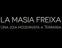 La Masia Freixa. Una joia modernista a Terrassa