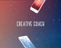 Creative Coach - App Design