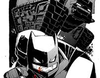 BATWEEK Sunday:BATMAN ver.the Dark Knight Returns
