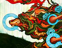 Various works 2012 - 2013