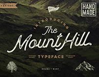 MountHill Vintage Script Typeface