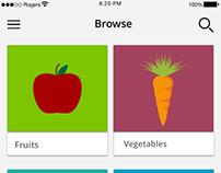 GrocerEH App