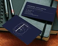 F.CECCANTINI personal branding and web portfolio