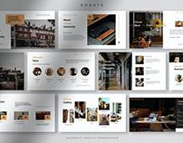 Eduate - Elegant University Profile Presentation