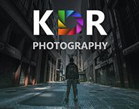 KDR Photography   Logo Design