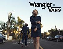 Wrangler x Vans