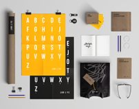 LAB LIFE - branding, web