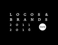 Logos & Brands 2011-2016
