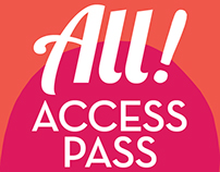 2015 All Access Pass