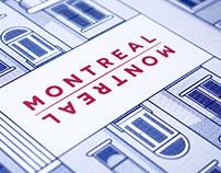Brand - Illustration - Montréal