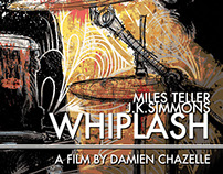 Whiplash Steelbook Competition