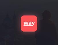 WAY - Interactive travel app