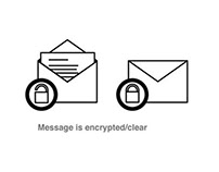 Icons for Internet Security