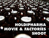 Holdipharma Movie and Factories shoot