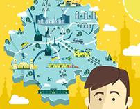 Landing page - KharkivMapApp