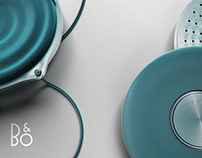 B&O Earset / Bluetooth speaker idea