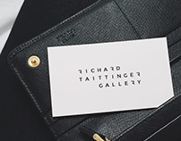 RICHARD TAITTINGER GALLERY - New York